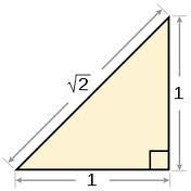 Is a square root a Rational Number