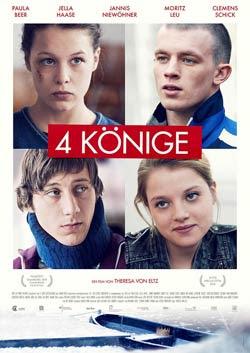 4 Könige Filmplakat