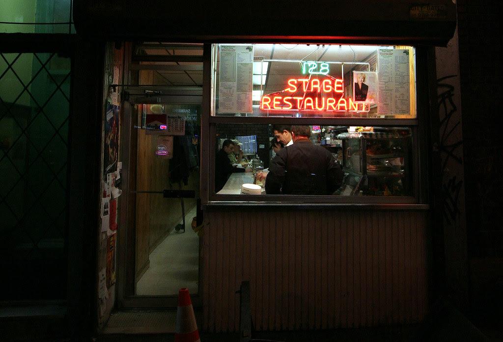 Stage Restaurant