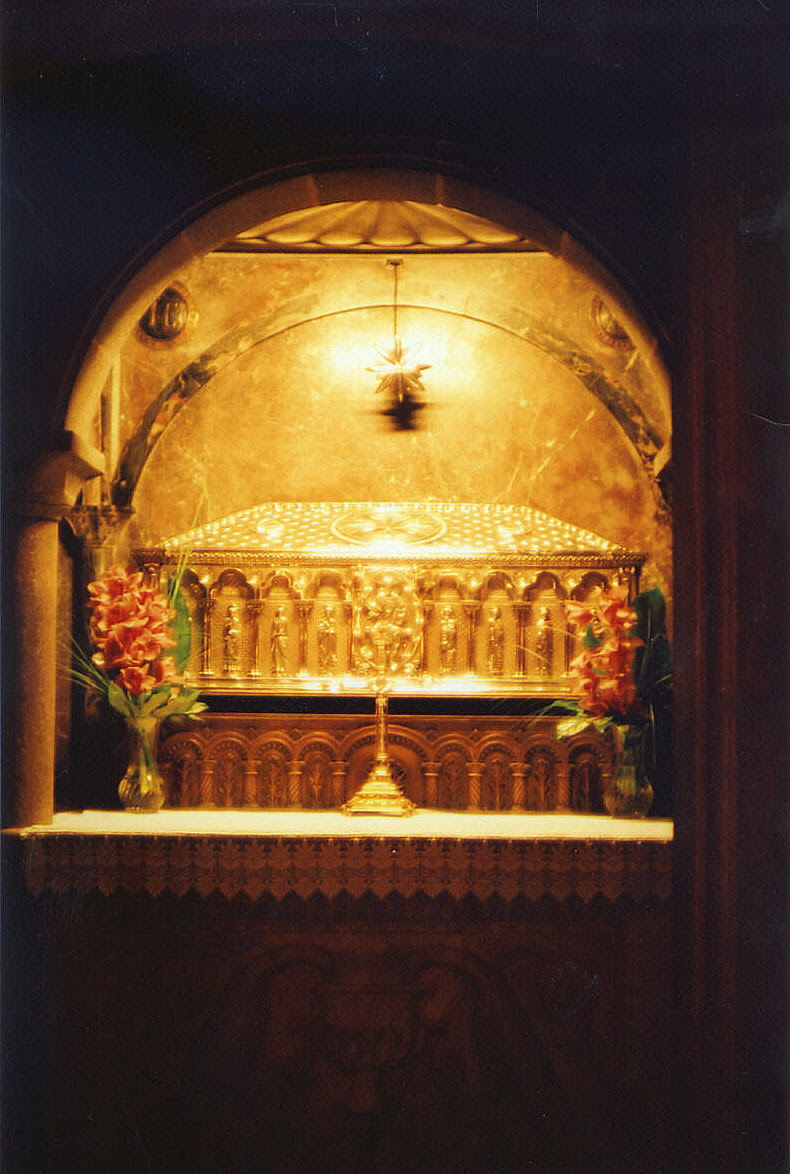 Tomb of St. James the Great