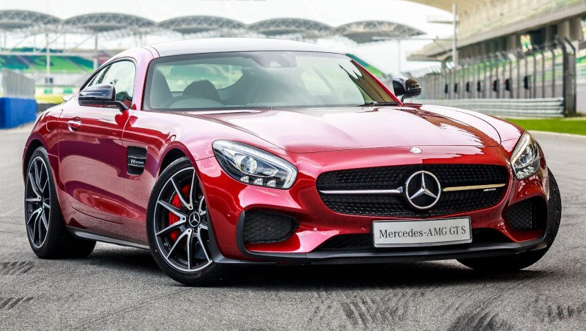 Mercedes-Benz AMG GT 2017 Review, Concept, Specification, price