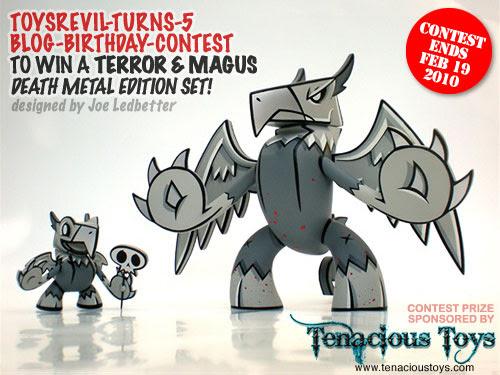 TERROR-MAGUS-CONTEST