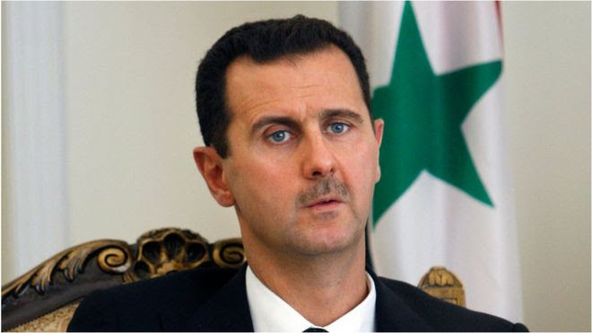 Bashar al-Assad (image from 2009)