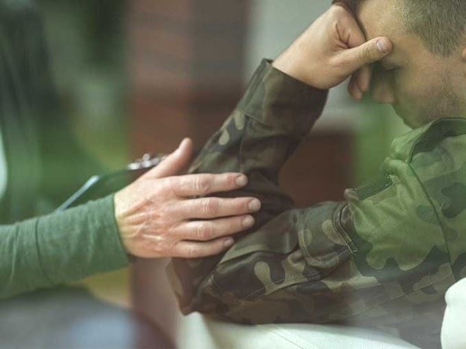 Emdr Therapy For Ptsd Veterans