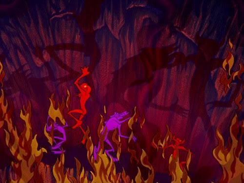SC21 flame dance