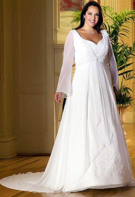 Wedding Dress: Wedding Dresses For Fat Women