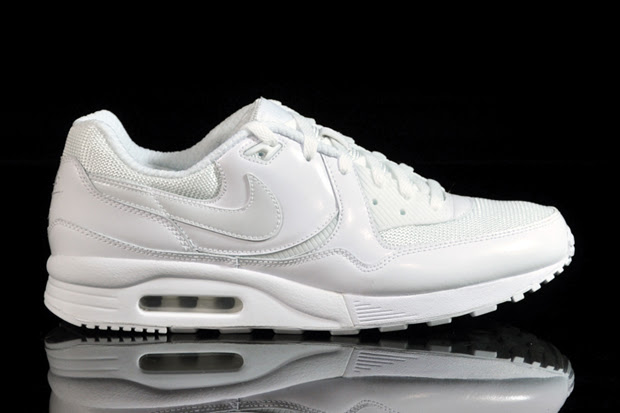 nike sportswear air max light 1 Nike Sportswear Air Max Light Pure  White