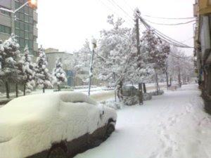 به یاد زمستان