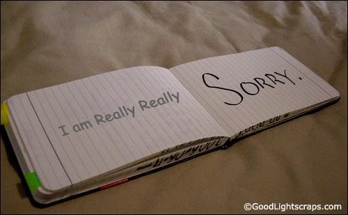 I Am Really Really Sorry Quotespicturescom