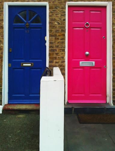 Door # 13, 14