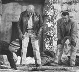 Hugh Beaumont and Nestor Paiva