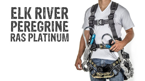 Elk River Peregrine RAS Platinum Tower Climbing Harness – GME Supply