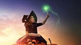 Vier Halloween in Kinderrijck