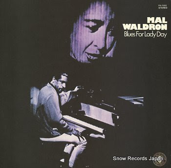 WALDRON, MAL blues for lady day