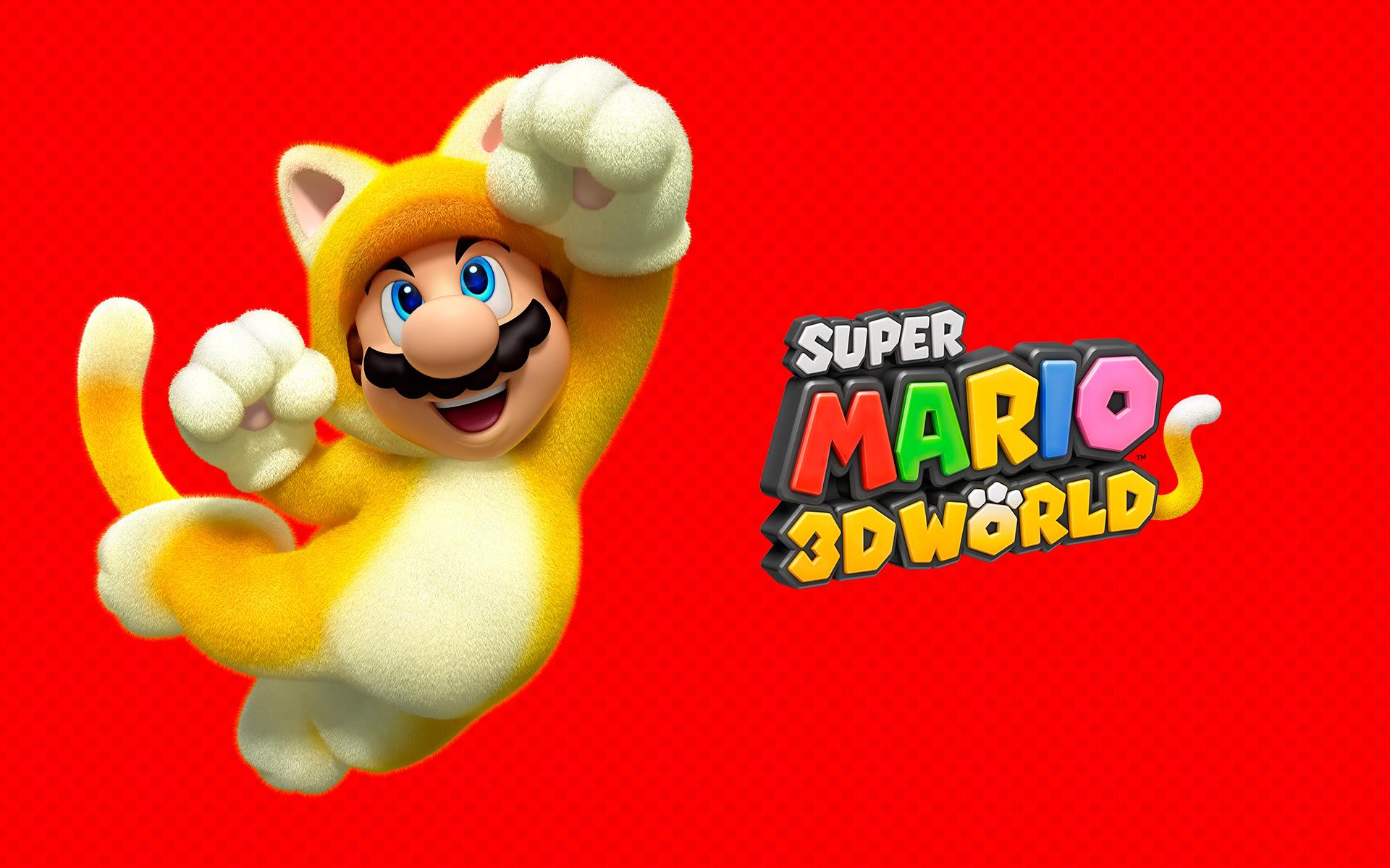 Super Mario 3d World Nintendo Wallpaper 36226221 Fanpop