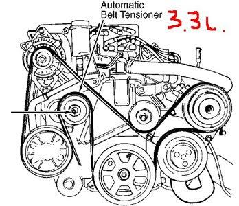 2001 Dodge Grand Caravan Engine Diagram