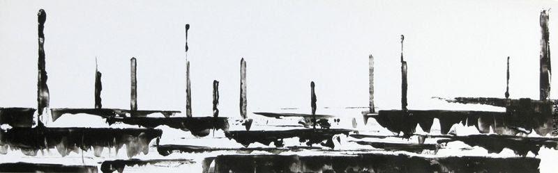 Dessins Noir Et Blanc Encre Noire Peinture Satirique Critique