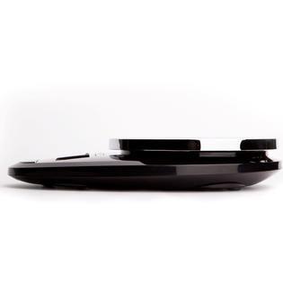 Ozeri Ozeri Pro II Digital Kitchen Scale in Stylish Black, 1g to ...