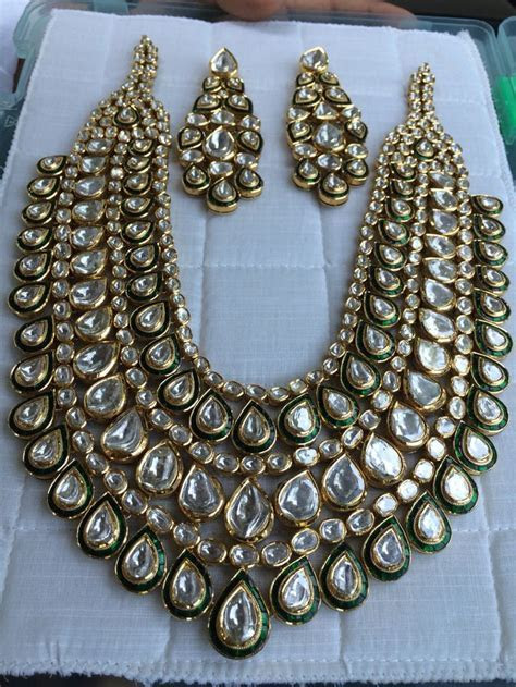 Kundan Set   Bridal Jewellery   Indian jewelry, Jewelry