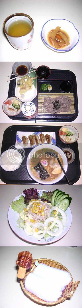 Aji Nippon Dishes
