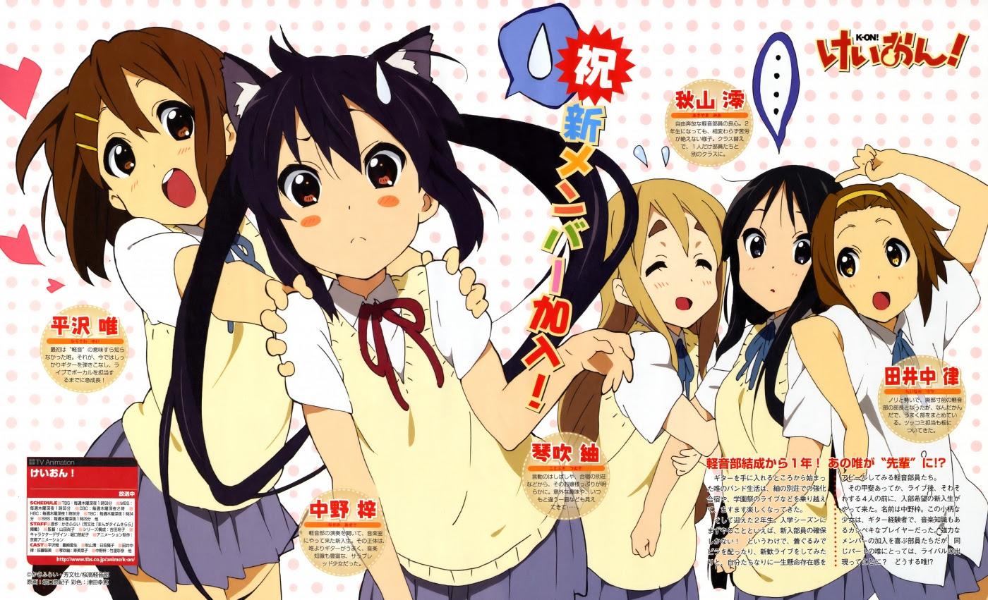Unduh 52 Koleksi Wallpaper Anime K-on Hd Foto Gratis Terbaik