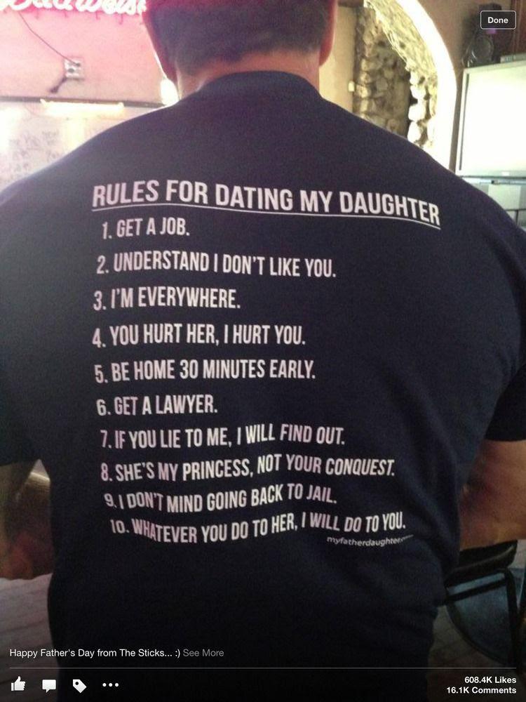 Lustige Sprüche Vater Tochter