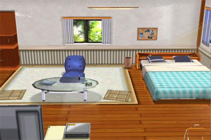 MMD Boy's Room