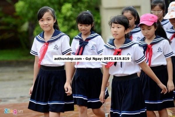 đồng phục học sinh việt tiến