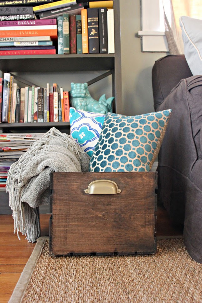 15 Easy Ways to Repurpose Wooden Crates   Brit + Co