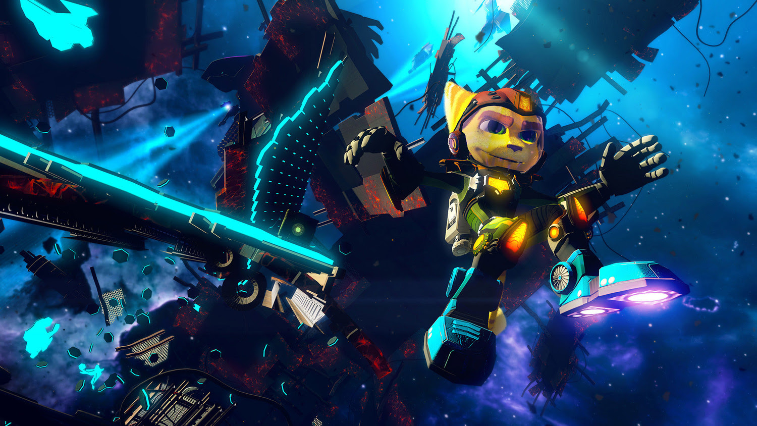Ratchet And Clank Into The Nexus Darkstation