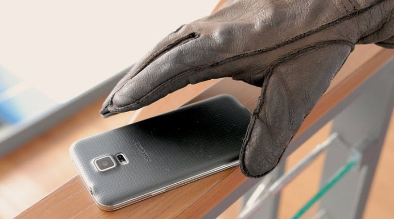 طريقة مدهشة لقفل هاتف سامسونج المسروق عن بعد بدون برامج