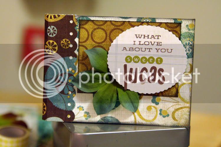 Lucas Accordion album