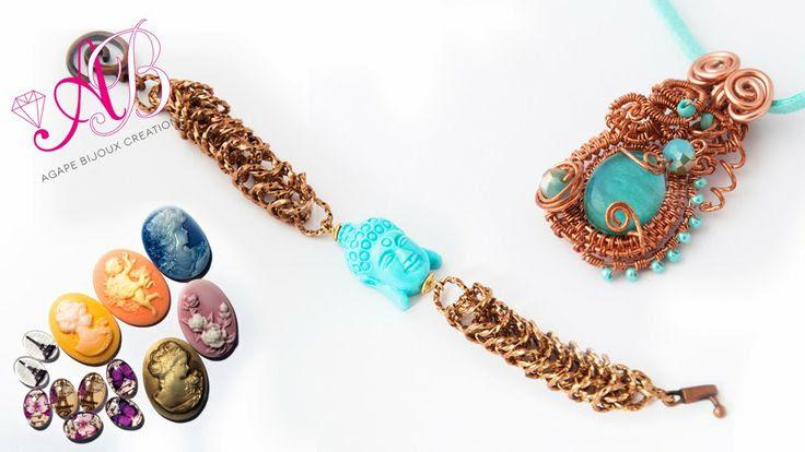 Agape Bijoux Creations: Regali di Natale perlinosi - Grazie Agata, Valentina e Nika