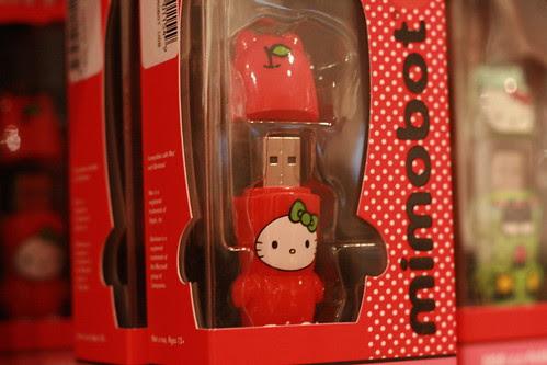 Flash Key - Hello Kitty Three Apples Party