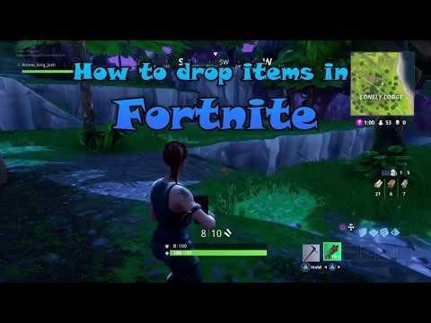 How To Drop In Fortnite Xbox