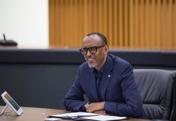 I never really targeted to become a president- President Kagame #rwanda #RwOT