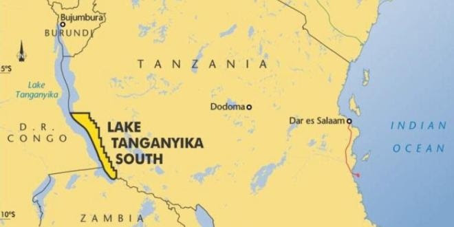 Lake Tanganyika On A Map Of Africa.Hakipensheni Country Inches Closer To Oil Discovery On L Tanganyika