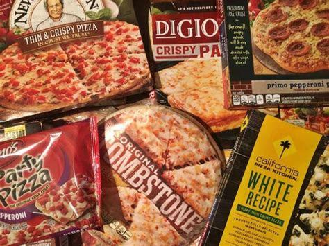 ranked     frozen pizzas