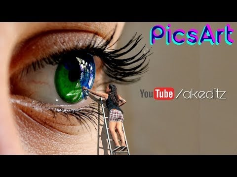 picsart editing, picsart manipulation editing, picsart like Photoshop editing, picsart