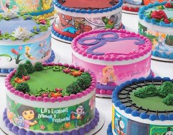 Minnie Mouse Edible Cake Border Decoration By Decopac Sugar Free