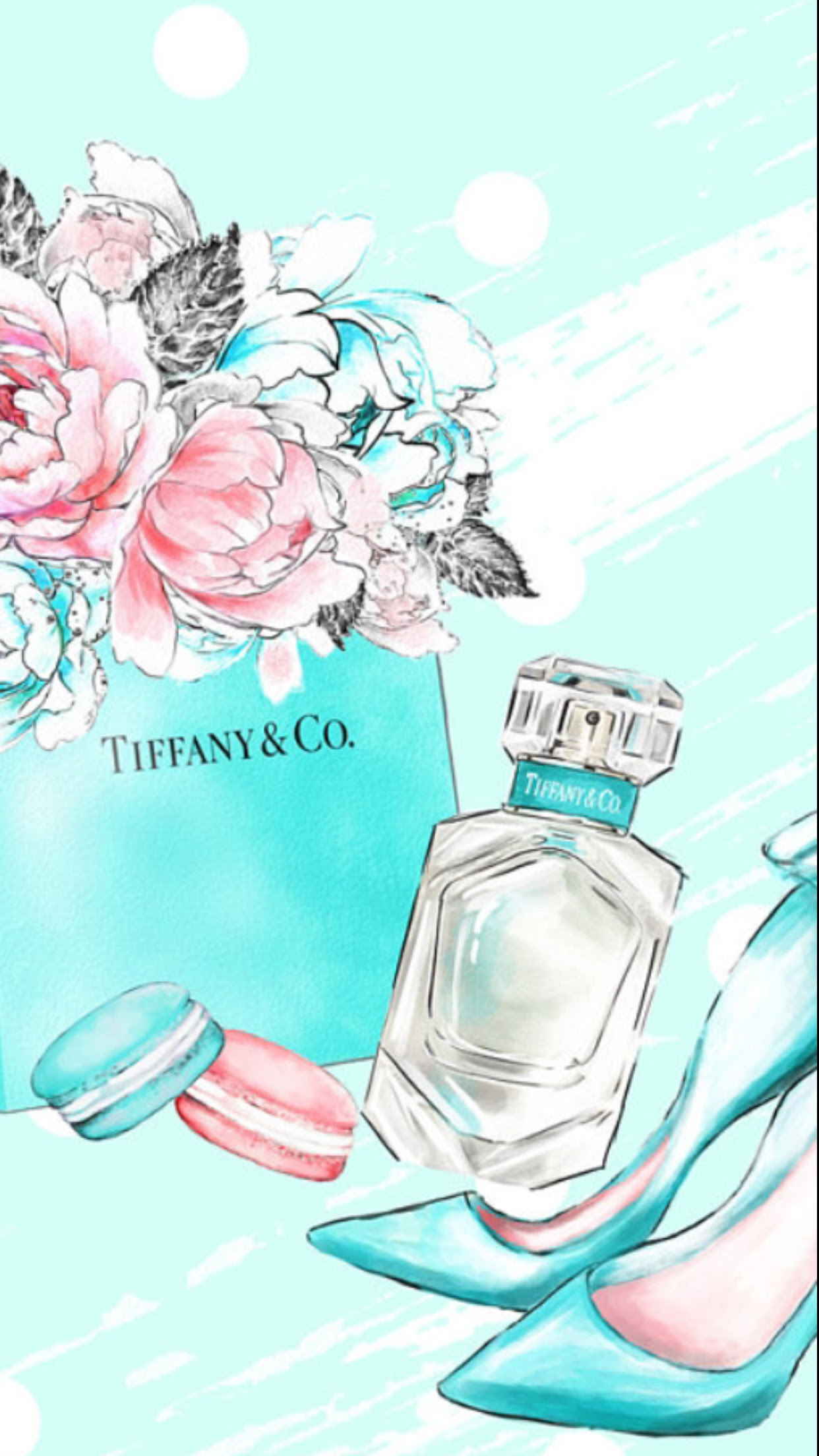 Tiffany Co Wallpaper 37 Images