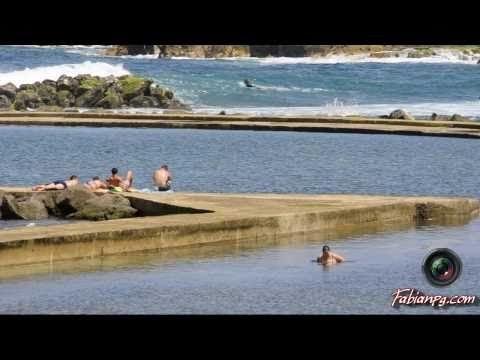 La costa de Bañaderos, Arucas