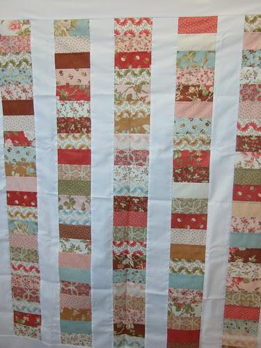 Nancy's baby quilt