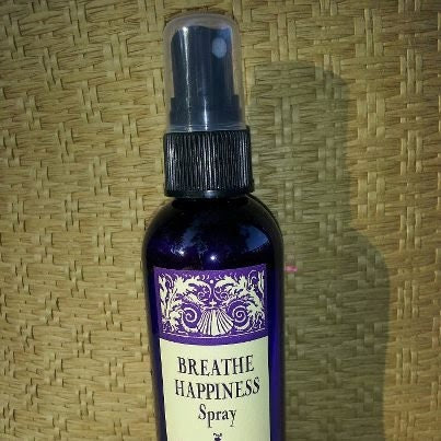 BREATHE HAPPINESS Aura cleansing Spray