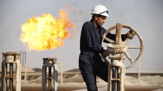 Oil Iraq OPEC