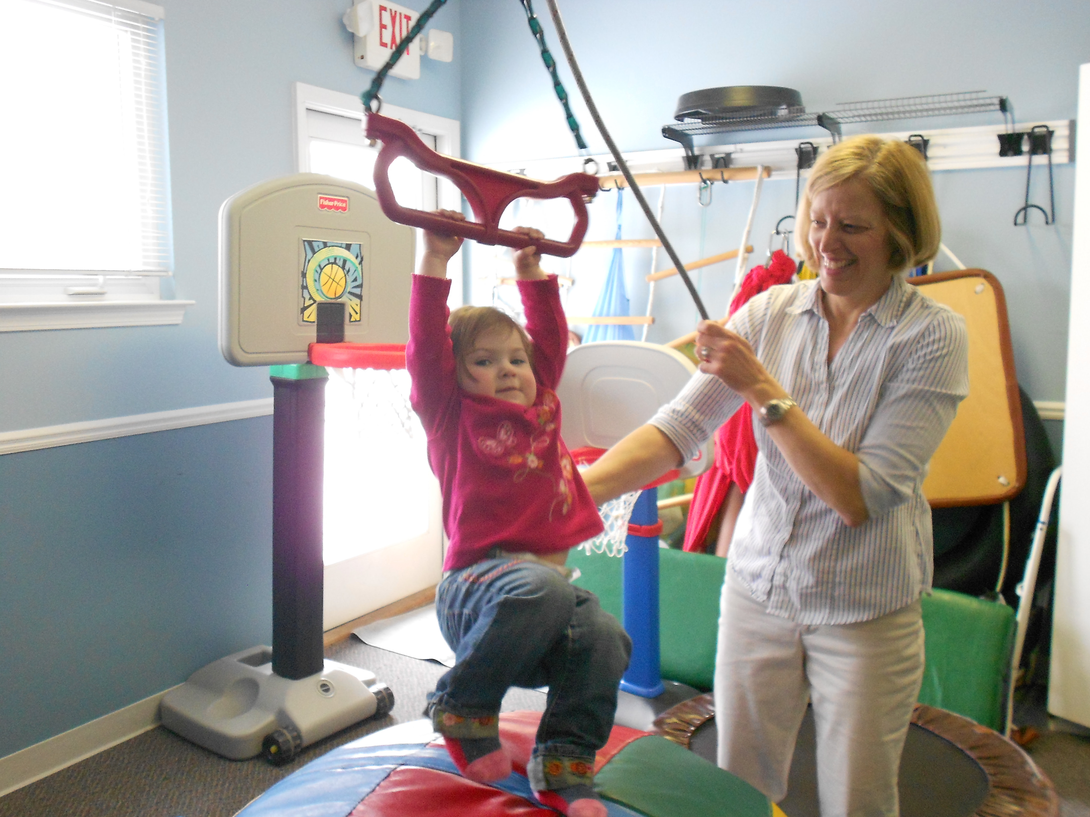 Pediatric Physical Therapy | Michigan | Kids in Motion
