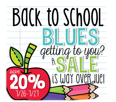 back to school blues sale 22