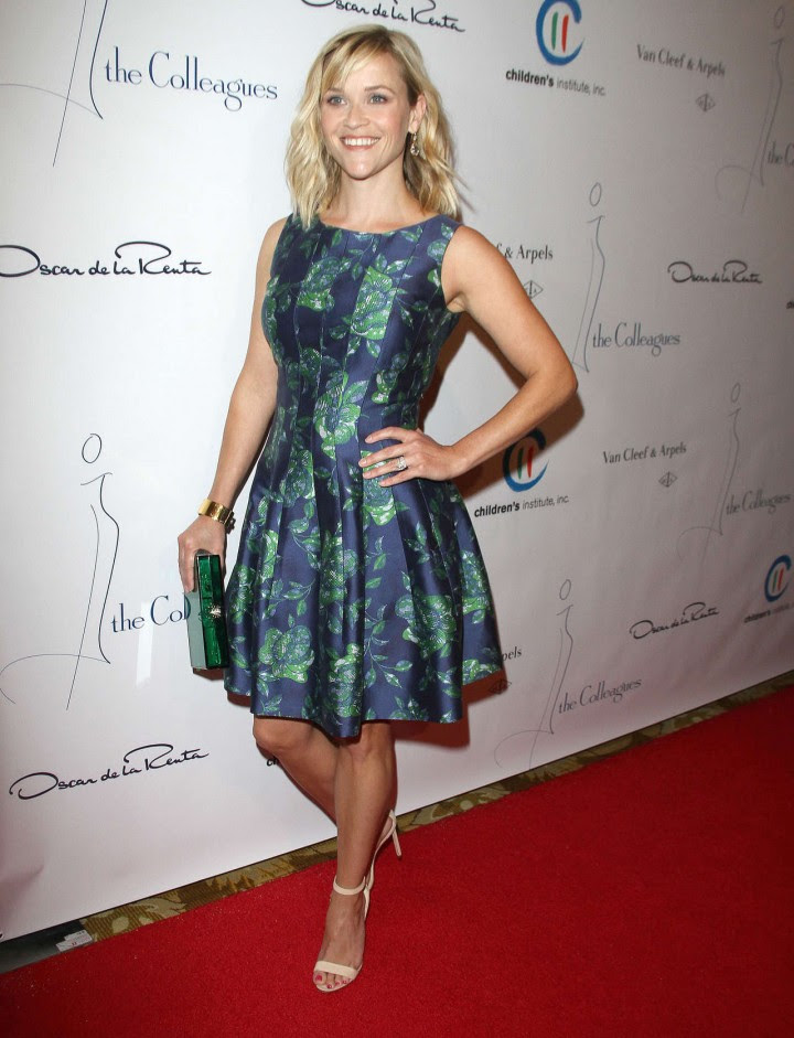 Reese Witherspoon: Colleagues 2014 Spring Luncheon -06
