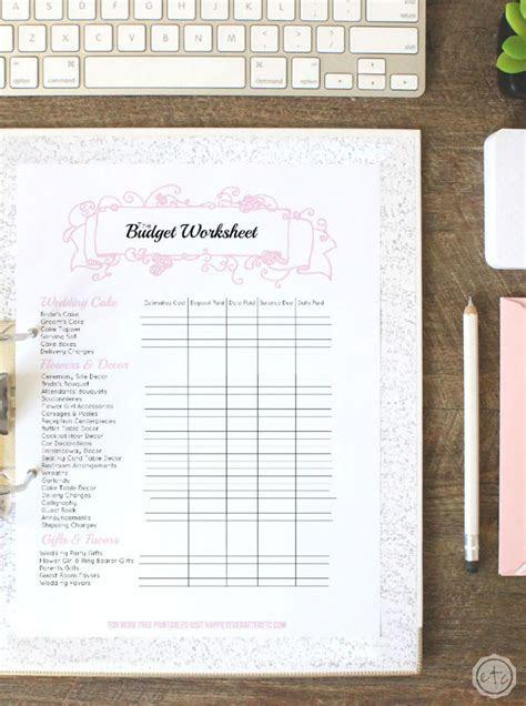 Free Printable Wedding Binder   Money Saving Mom®