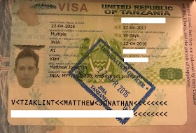 Entry Requirements and Visa Information in Tanzania